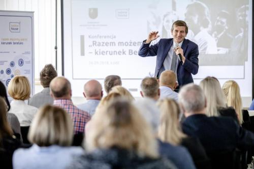 Kierunek Beneluks - rozwiń swój biznes.